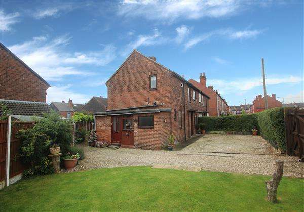 3 Bedrooms Semi Detached House for sale in Westcroft Road, Hemsworth