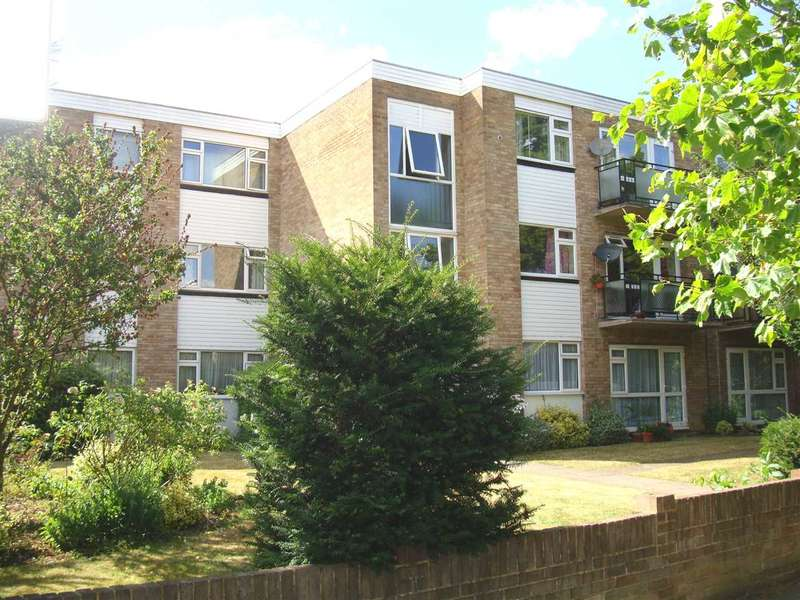 2 Bedrooms Apartment Flat for sale in Granwood Court, Isleworth