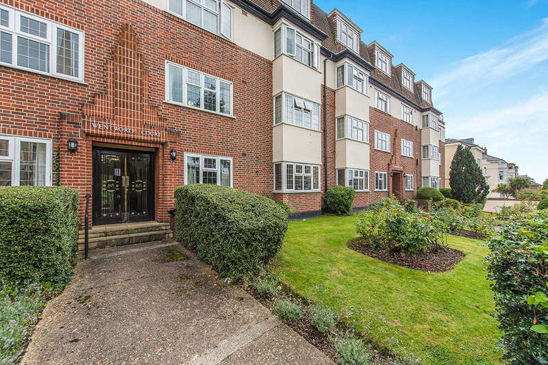 2 Bedrooms Flat for sale in St. Marks Hill, Surbiton, KT6
