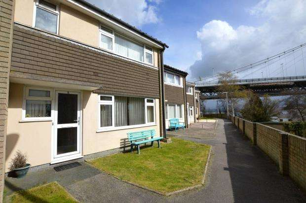 2 Bedrooms Terraced House for sale in Boscundle Row, Saltash, Cornwall