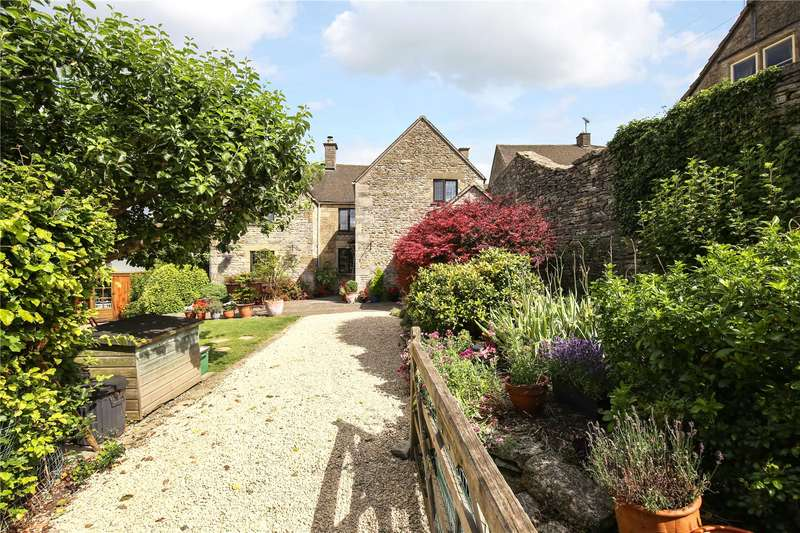 4 Bedrooms Detached House for sale in Chalford Hill, Stroud, Gloucestershire, GL6