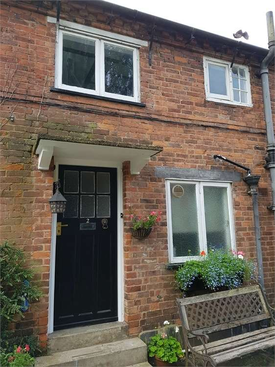 2 Bedrooms Cottage House for sale in Old Bank Place, Sutton Coldfield, West Midlands