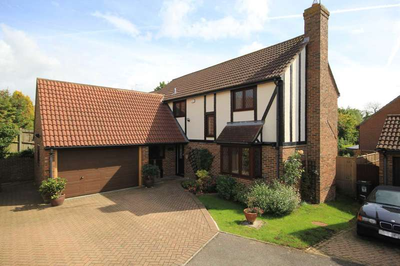5 Bedrooms Detached House for sale in REFURBISHED 5 BEDroom Detached in a Cul-de-sac situation. The Glades, Fields End