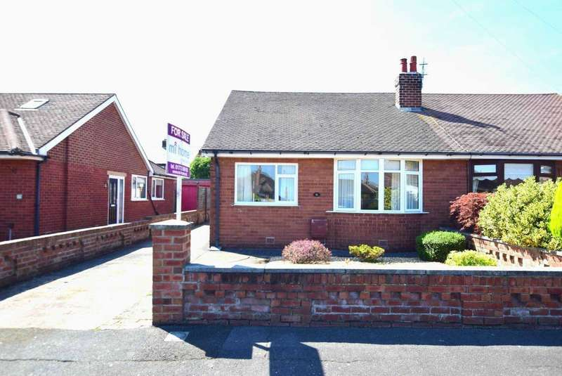 2 Bedrooms Semi Detached House for sale in St. Stephens Road, Kirkham