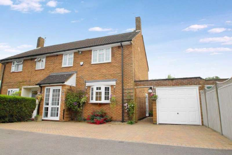 4 Bedrooms Semi Detached House for sale in 3/4 BED EXTENDED SEMI with OFF ROAD PARKING & GARAGE