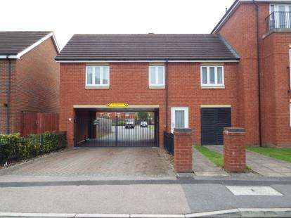 2 Bedrooms Flat for sale in Dunoon Drive, Ettingshall, Wolverhampton, West Midlands