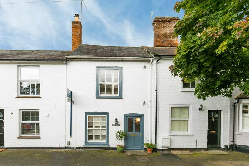 2 Bedrooms Terraced House for sale in Castle Street, Berkhamsted
