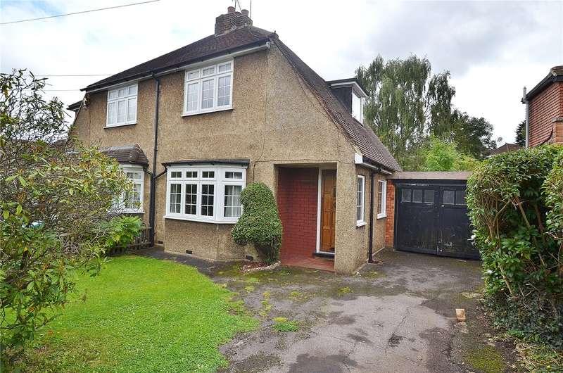 2 Bedrooms Semi Detached House for sale in Meadway, Barnet, Hertfordshire, EN5