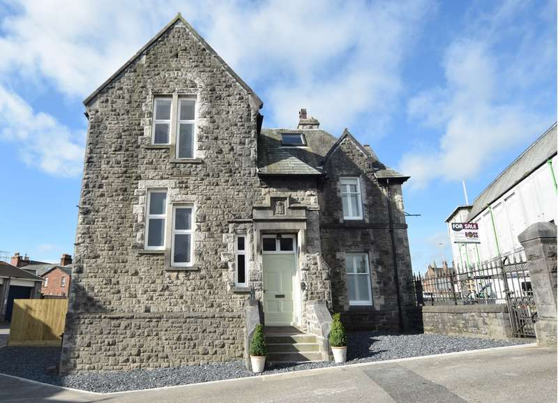 6 Bedrooms Detached House for sale in Neville Street, Ulverston, Cumbria, LA12 0BL