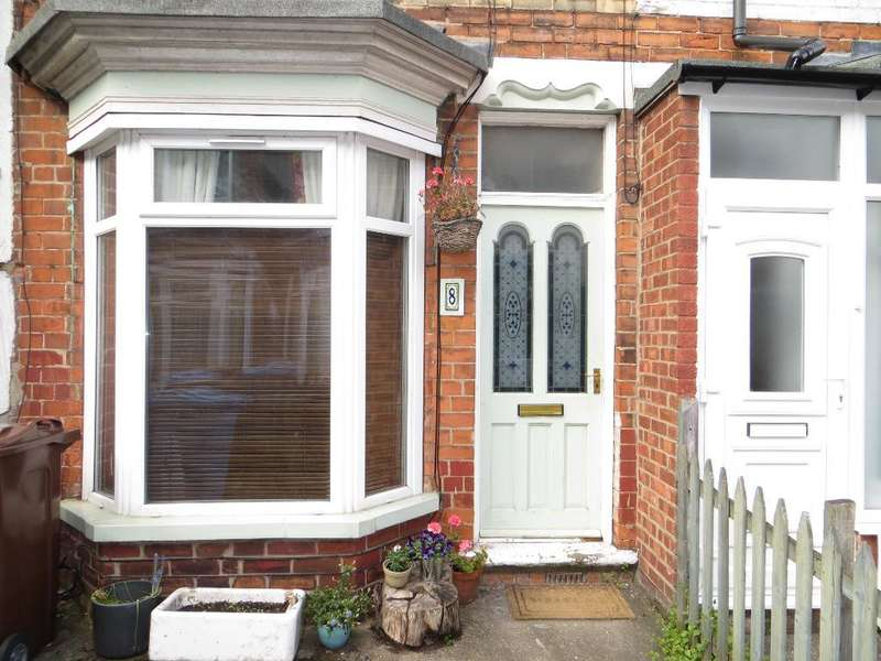 2 Bedrooms Terraced House for sale in Brentwood Avenue, Hull, HU5 3NJ