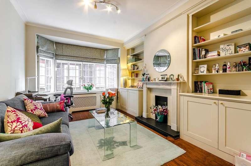 1 Bedroom Flat for sale in Warwick Gardens, Kensington, W14