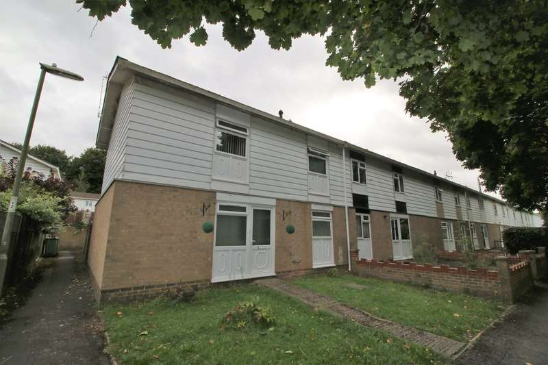 3 Bedrooms End Of Terrace House for sale in Romsey Close, Basingstoke, RG24