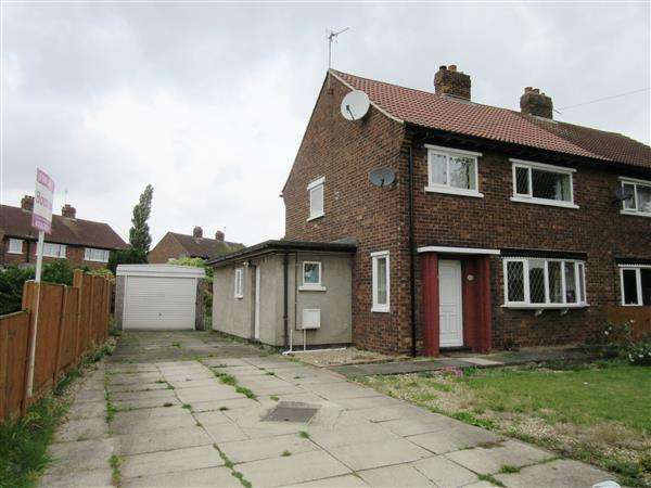 3 Bedrooms Semi Detached House for sale in Lincoln Gardens, Scunthorpe