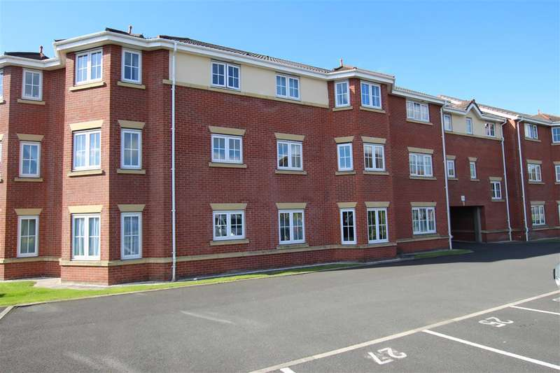2 Bedrooms Apartment Flat for sale in Firbank, Bamber Bridge, Preston