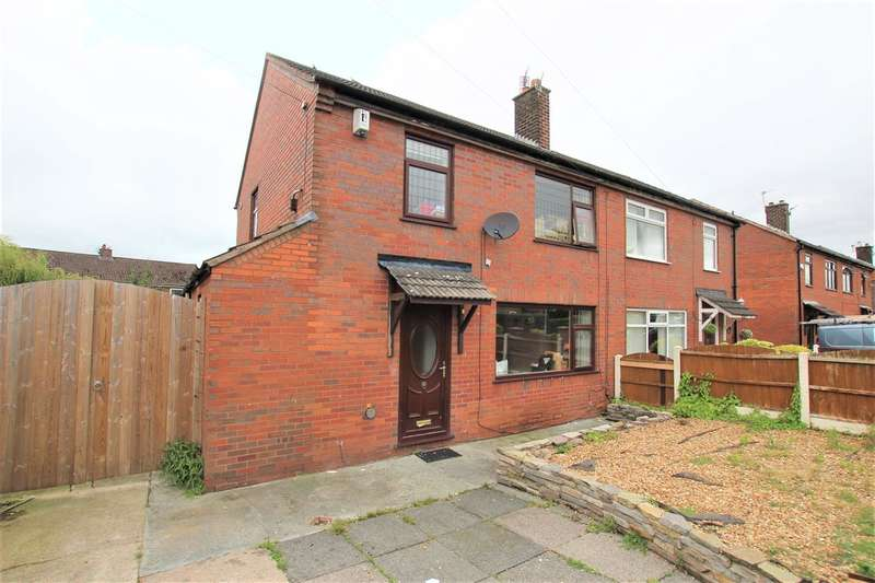 3 Bedrooms Semi Detached House for sale in Ellen Street, Bamber Bridge, Preston