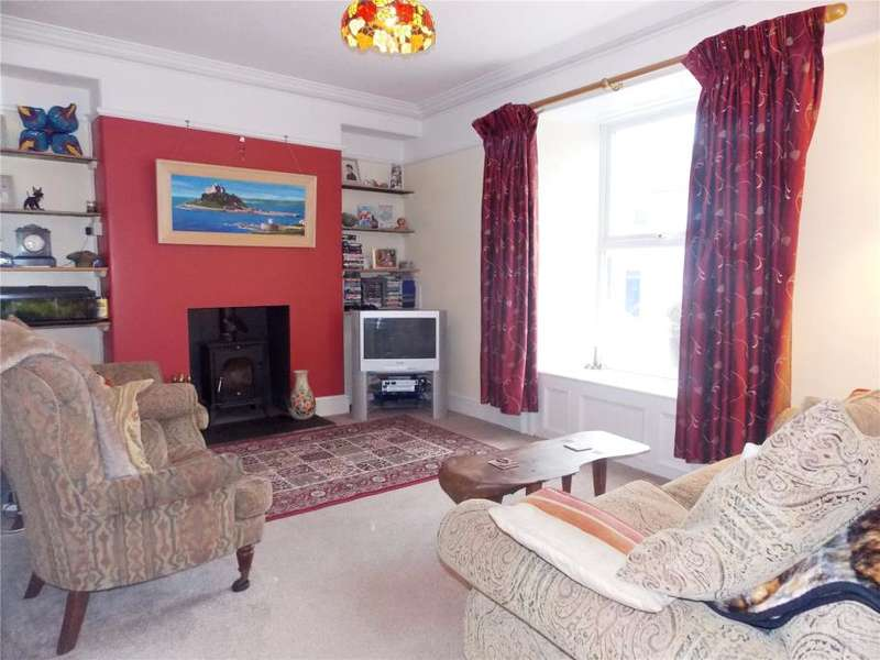 3 Bedrooms Terraced House for sale in Commercial Road, Hayle