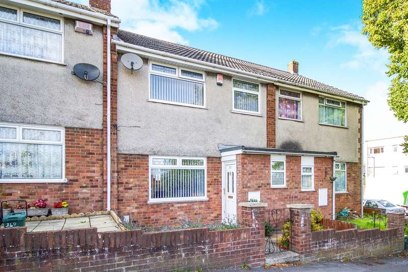 3 Bedrooms Detached House for sale in Holton Road, Barry