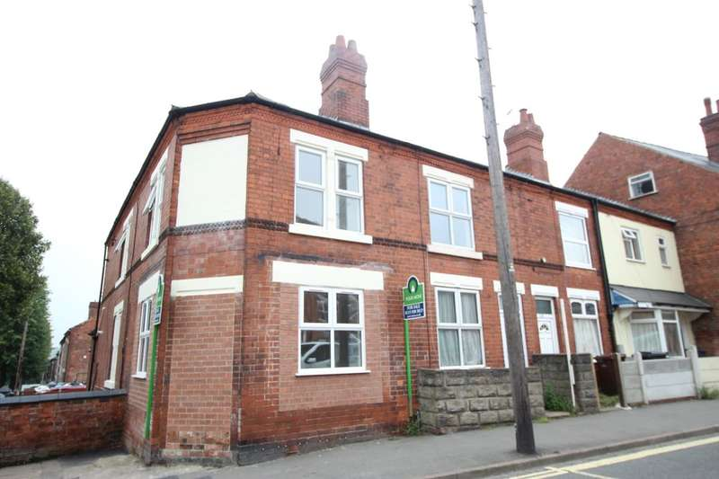 1 Bedroom Flat for sale in B Cotmanhay Road, Ilkeston, DE7