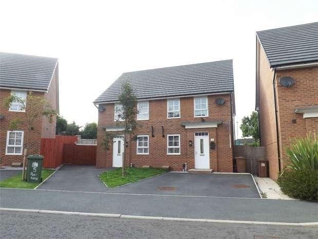 3 Bedrooms Semi Detached House for sale in Penhurst Way, St Helens, Merseyside