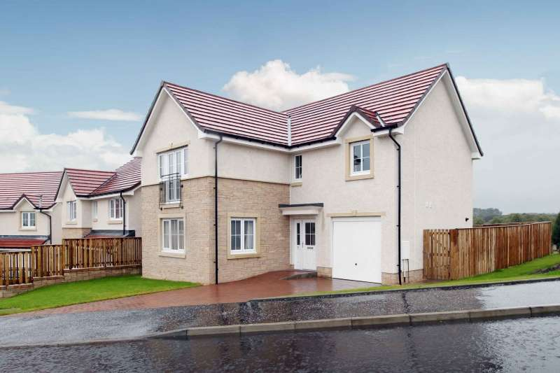 4 Bedrooms Detached Villa House for sale in Jennie Lee Road, Cowdenbeath, KY4 9FB