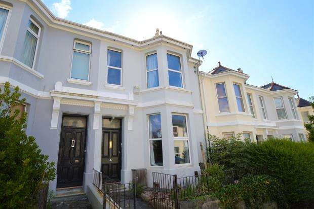 3 Bedrooms Flat for sale in Baring Street, Plymouth, Devon