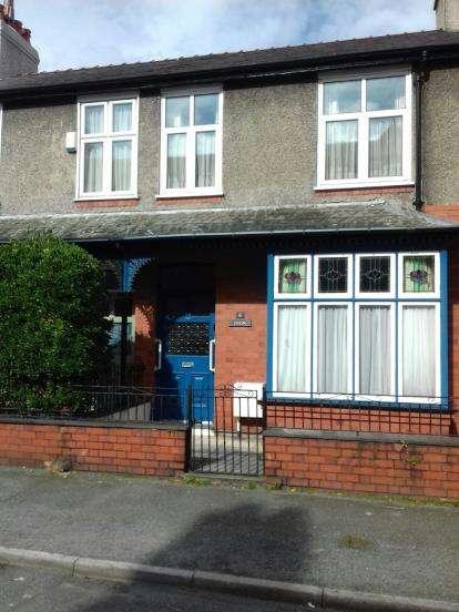 3 Bedrooms Terraced House for sale in Vaynol Street, Caernarfon, Gwynedd, LL55