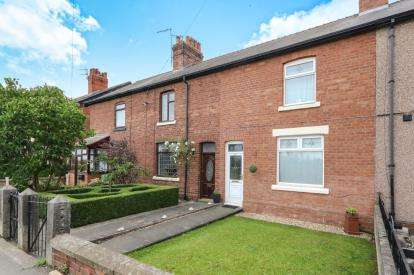 3 Bedrooms Terraced House for sale in Main Road, Broughton, Chester, Flintshire, CH4