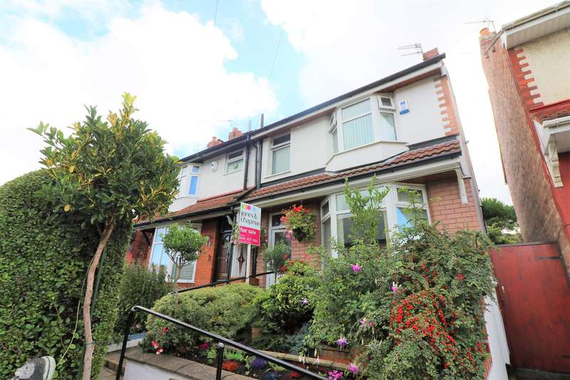 3 Bedrooms House for sale in Netherton Road, Wirral, CH46 7TR
