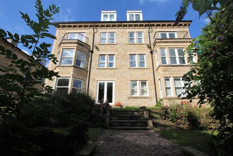 2 Bedrooms Ground Flat for sale in Glenwood Villas, Horsforth, LS18