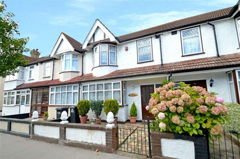 3 Bedrooms Terraced House for sale in Alderton Road, Croydon