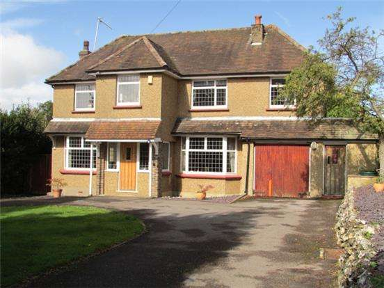 4 Bedrooms Detached House for sale in Broomwood Netherne Lane, Redhill, RH1 3AJ