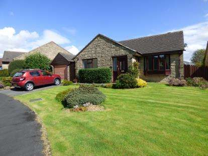 2 Bedrooms Bungalow for sale in Lismore Park, Buxton, Derbyshire