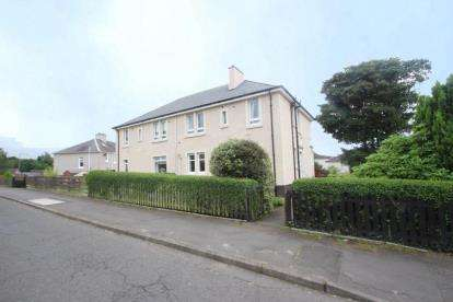 2 Bedrooms Flat for sale in Kennelburn Road, Chapelhall, Airdrie, North Lanarkshire