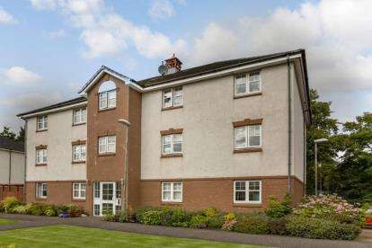 2 Bedrooms Flat for sale in Braids Circle, Paisley, Renfrewshire
