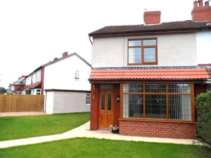 3 Bedrooms Semi Detached House for sale in Marton Drive, Blackpool, FY4 3DF