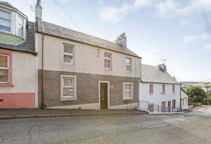 4 Bedrooms Terraced House for sale in Welltrees Street, Maybole