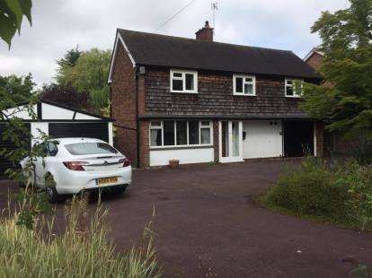 3 Bedrooms Detached House for sale in Earlswood Common, Earlswood, Solihull