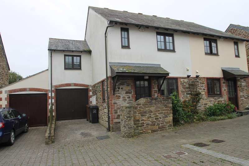 4 Bedrooms Semi Detached House for sale in Down Thomas
