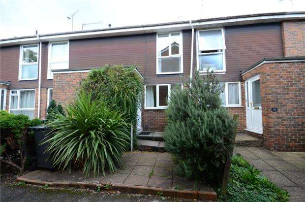 2 Bedrooms Terraced House for sale in Fotherby Court, Maidenhead, Berkshire