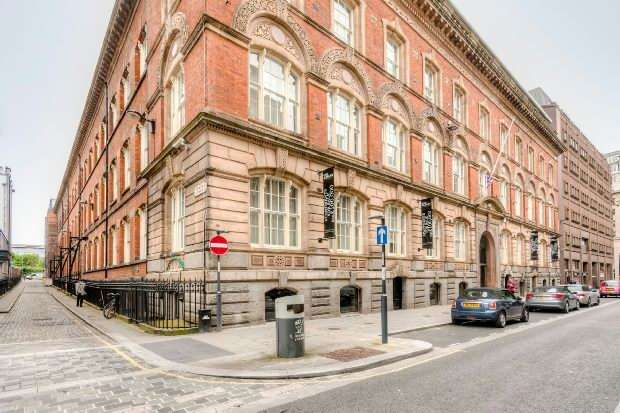 2 Bedrooms Apartment Flat for sale in The Courtyard, The Albany, Liverpool