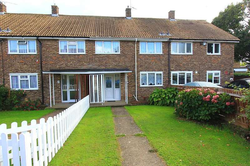 3 Bedrooms Terraced House for sale in Curling Tye, Basildon, Essex, SS14 2PT