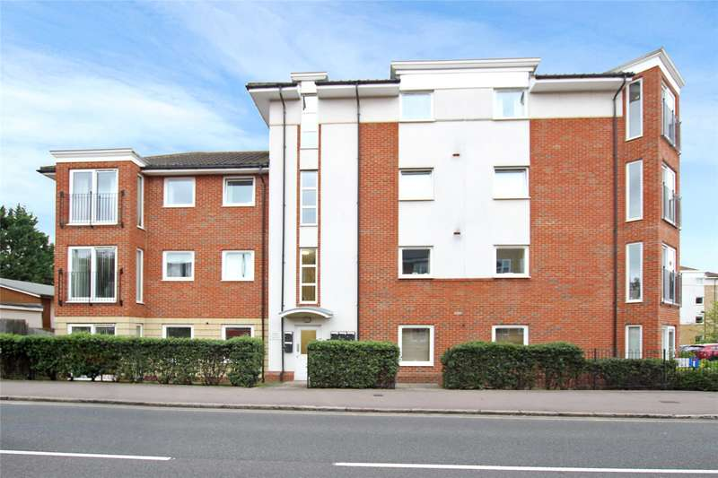 2 Bedrooms Flat for sale in Mistral Court, Bakers Close, St. Albans, Hertfordshire, AL1
