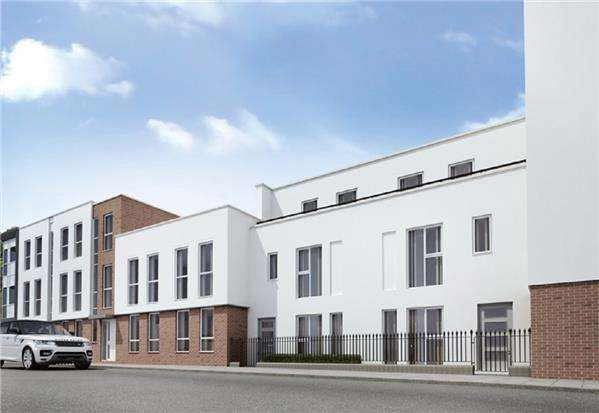 2 Bedrooms Flat for sale in The Constable, Regency Place, Cheltenham.