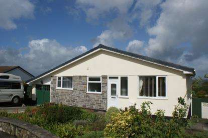2 Bedrooms Bungalow for sale in Pensilva, Liskeard, Cornwall