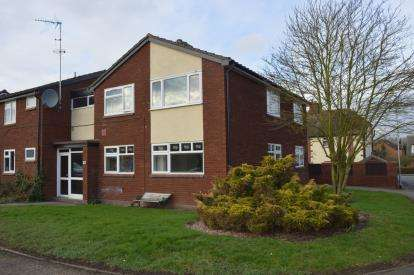 2 Bedrooms Flat for sale in Moores Croft, Edingale, Tamworth