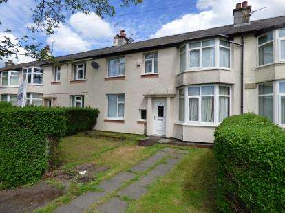 3 Bedrooms Terraced House for sale in Blackpool Road, Ribbleton, Preston, Lancashire, PR2