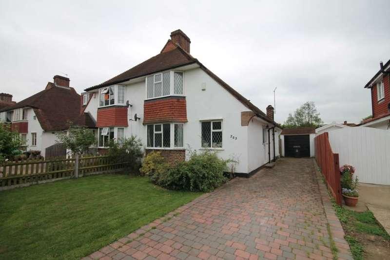 3 Bedrooms Semi Detached House for sale in Malden Road KT3
