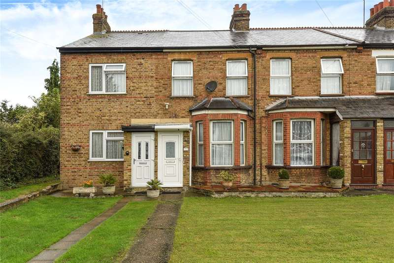 3 Bedrooms Terraced House for sale in Yeading Fork, Hayes, Middlesex, UB4