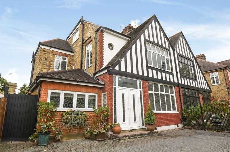 5 Bedrooms Semi Detached House for sale in Sunnyvale, Mottingham Lane, London, SE9 4RW