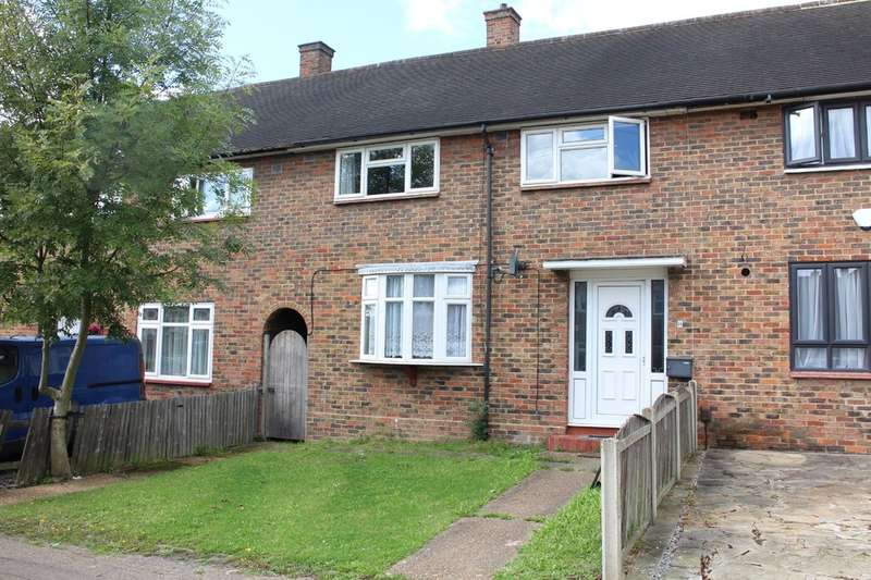 3 Bedrooms Terraced House for sale in Retford Path, Romford